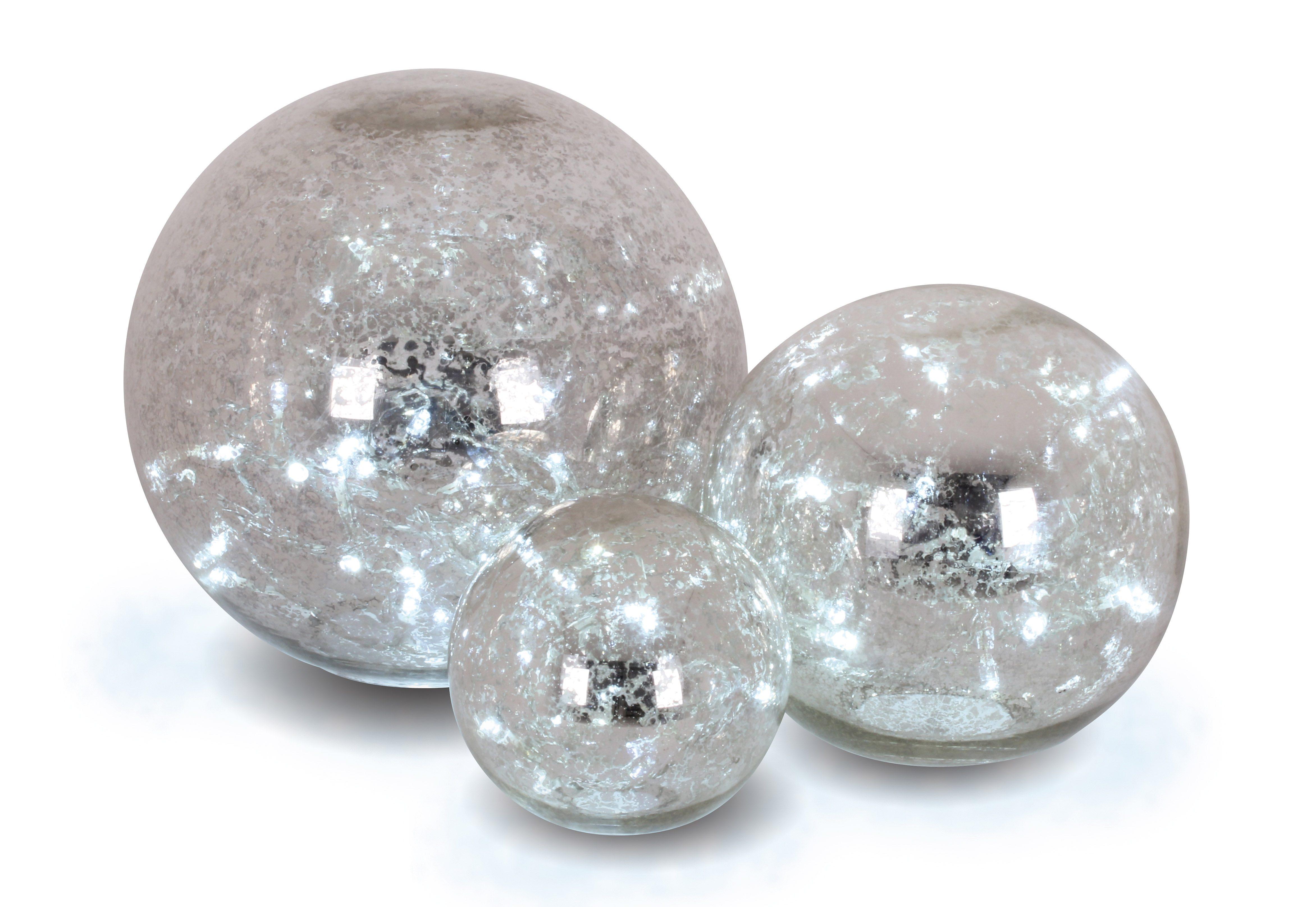 LED-Glaskugeln, Näve