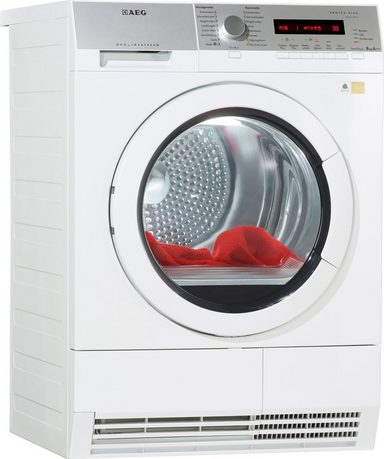 aeg trockner lavatherm t77684eih 8 kg kaufen otto. Black Bedroom Furniture Sets. Home Design Ideas