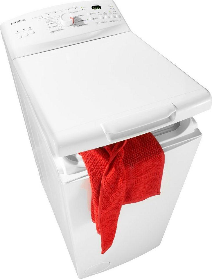 privileg waschmaschine toplader pwt 7a edition50 7 kg. Black Bedroom Furniture Sets. Home Design Ideas