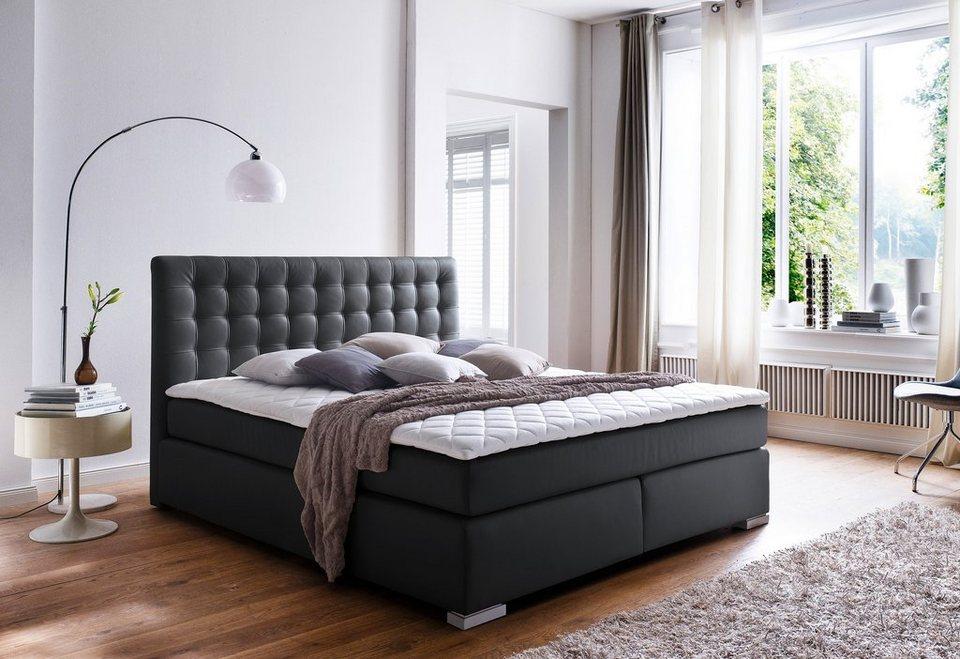 meise.möbel Boxspringbett, wahlweise mit Bettkasten online kaufen | OTTO