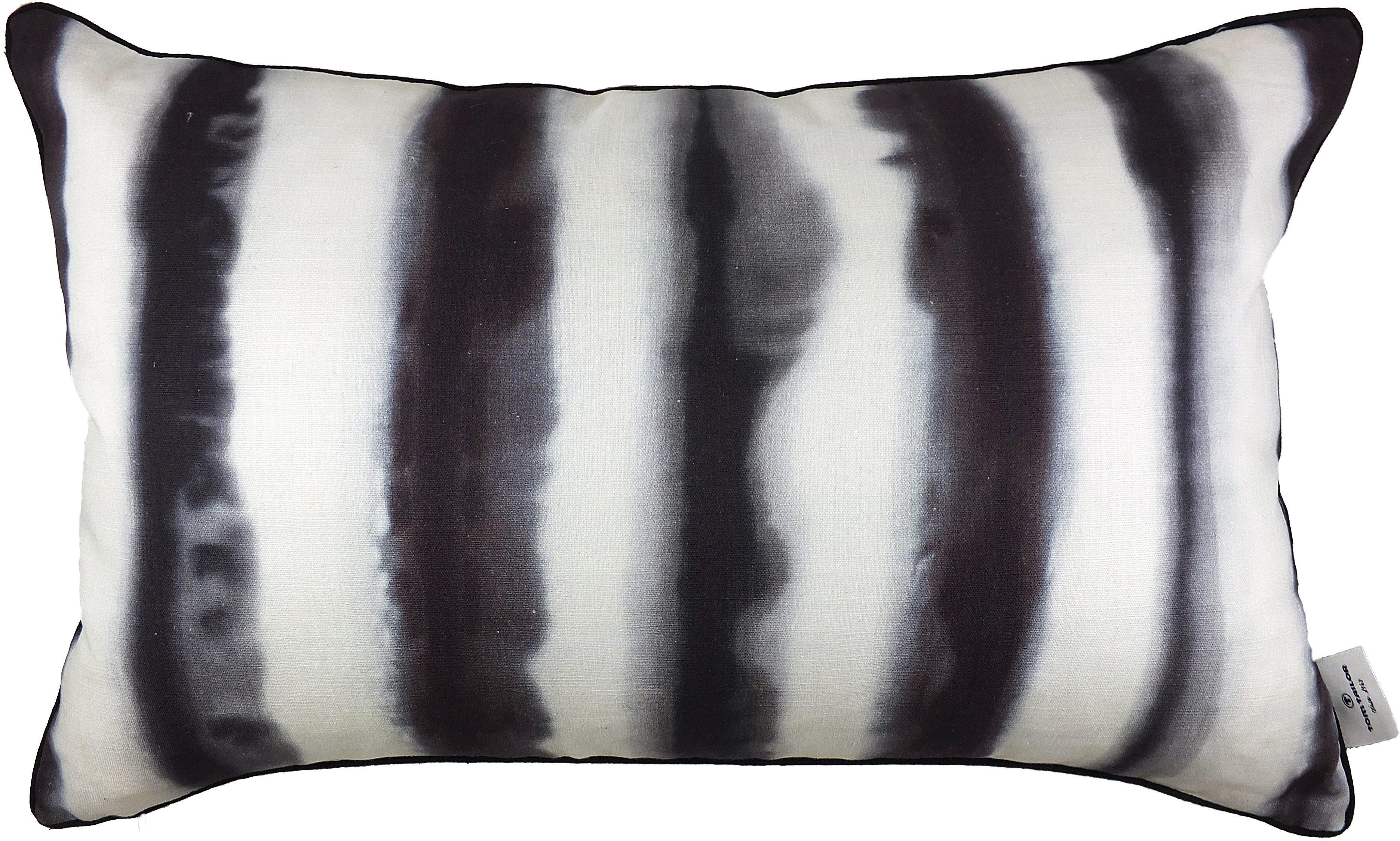 Kissenhüllen, Tom tailor, »Zebra« (1 Stück)