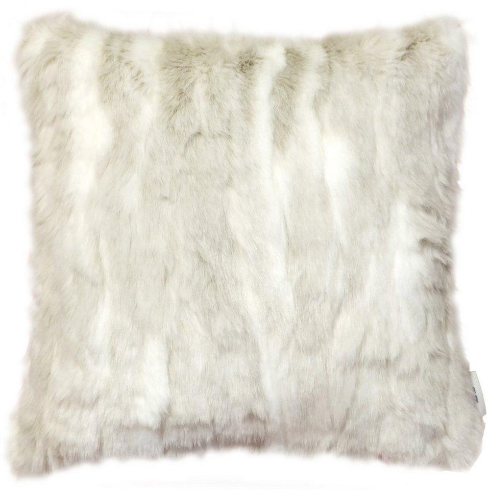 Kissenhüllen, Tom tailor, »Polar« (1 Stück) in creme