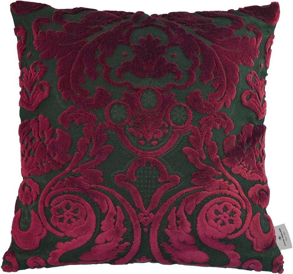 kissenh llen tom tailor velvet ornaments 1 st ck online kaufen otto. Black Bedroom Furniture Sets. Home Design Ideas