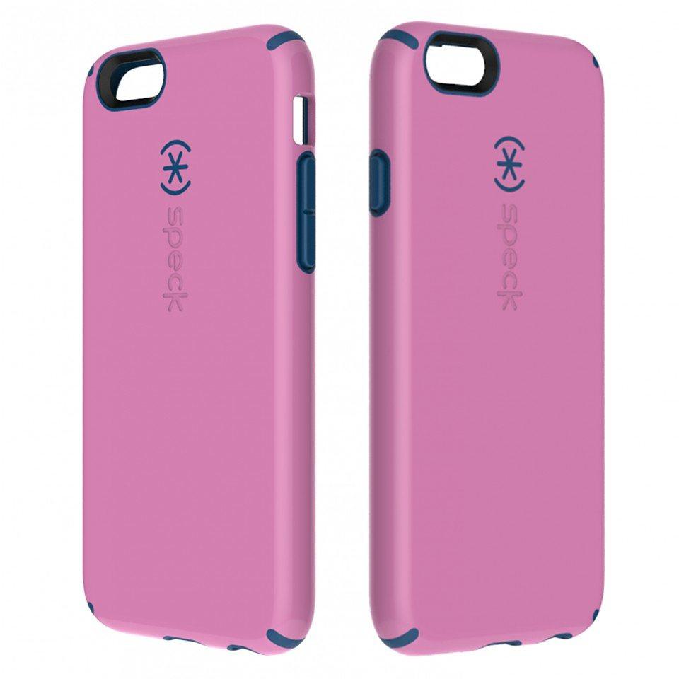 "Speck HardCase »CandyShell iPhone (6) 4.7"" Beaming Orchid Purple/D« in blau"