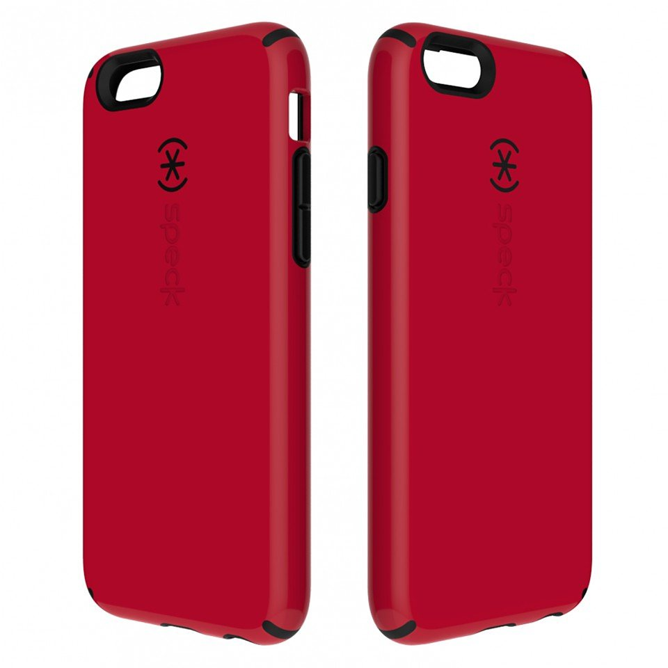 speck hardcase candyshell pomodoro red black iphone 6 6s 4 7 online kaufen otto. Black Bedroom Furniture Sets. Home Design Ideas