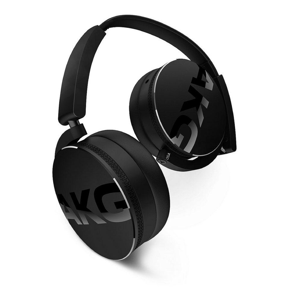 AKG On Ear Kopfhörer »Y 50« in schwarz