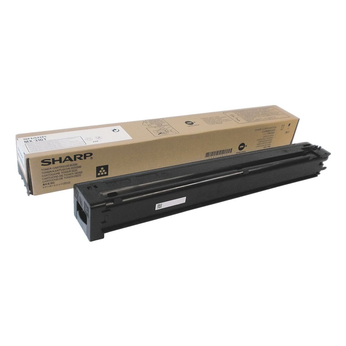Sharp Toner »MX-31GTCA«