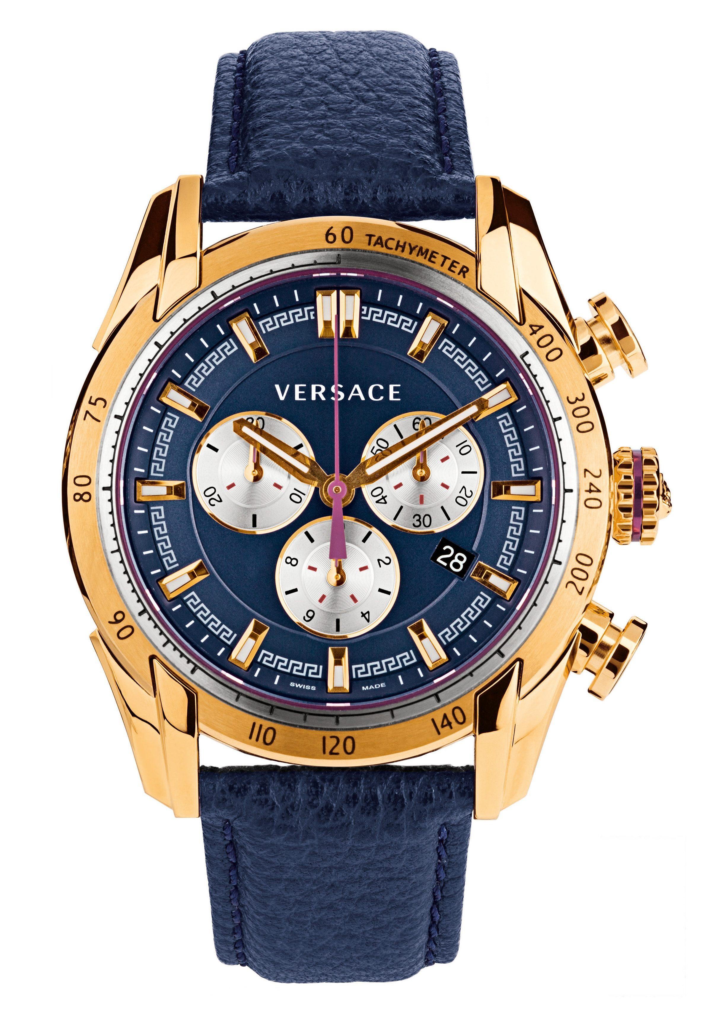 Versace Chronograph »V-RAY, VDB030014«