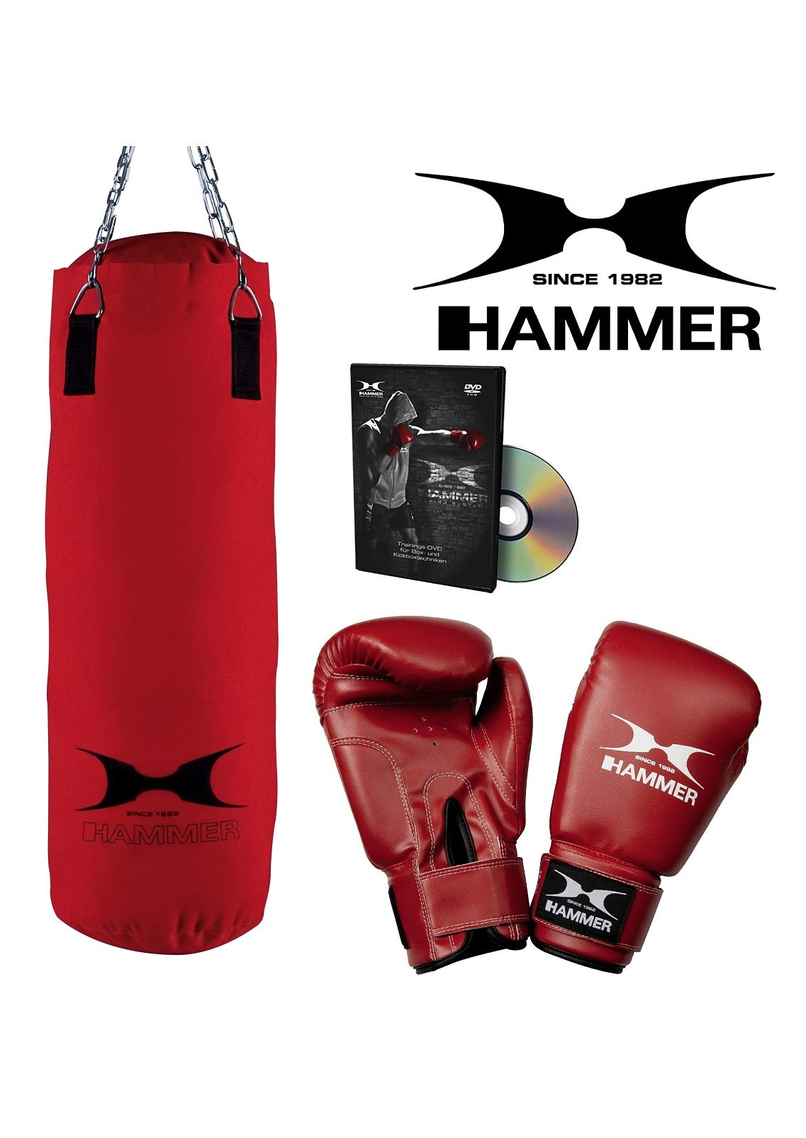 Hammer®, Box-Set, »Fit«