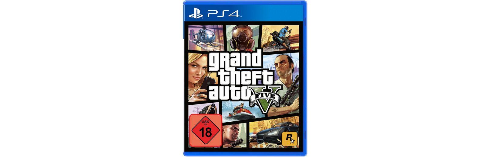 Grand Theft Auto 5 (GTA V) PlayStation 4