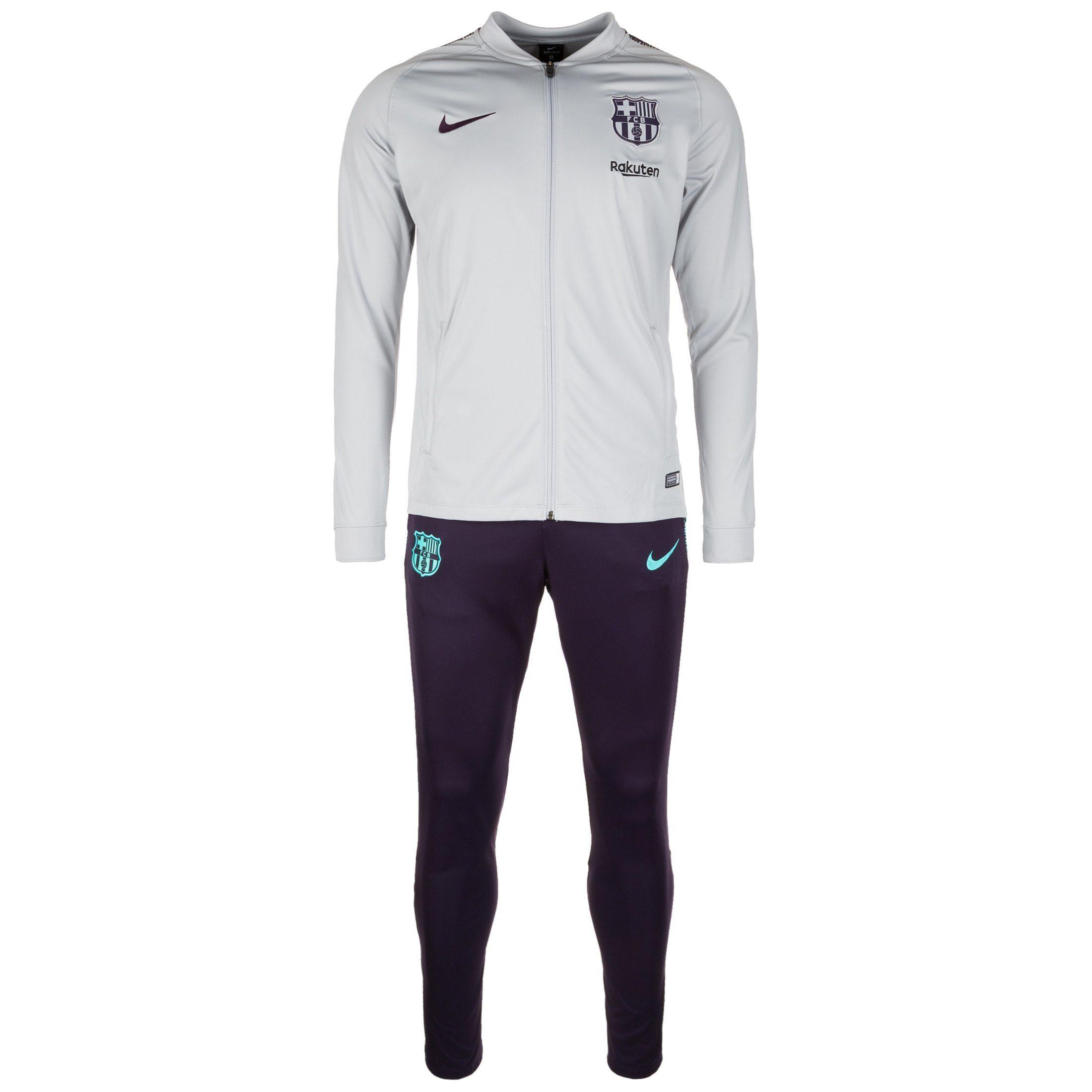 Nike Trainingsanzug »Fc Barcelona Dry Squad« (2 tlg) online kaufen | OTTO
