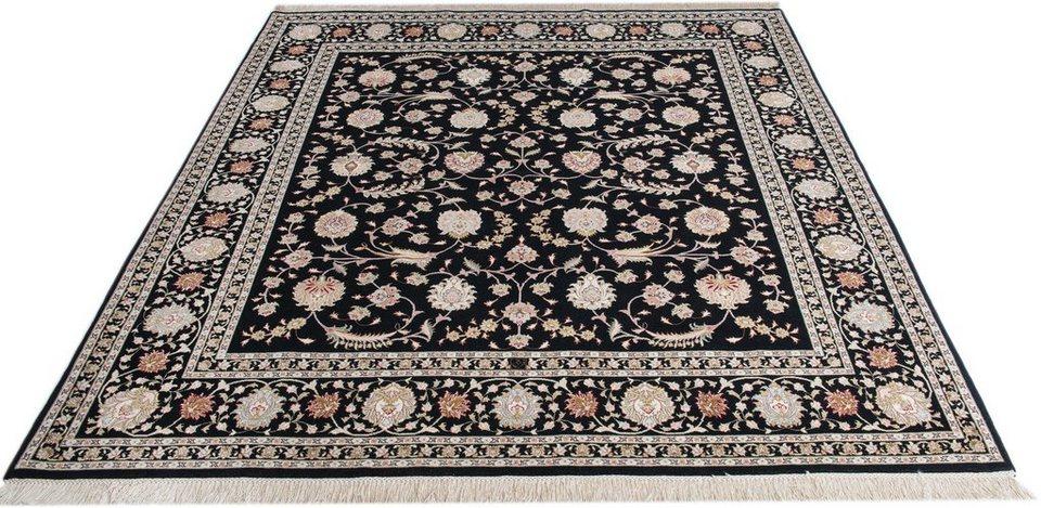 Orientteppich  Orientteppich »Tabriz Faraji«, Parwis, rechteckig, Höhe 15 mm ...