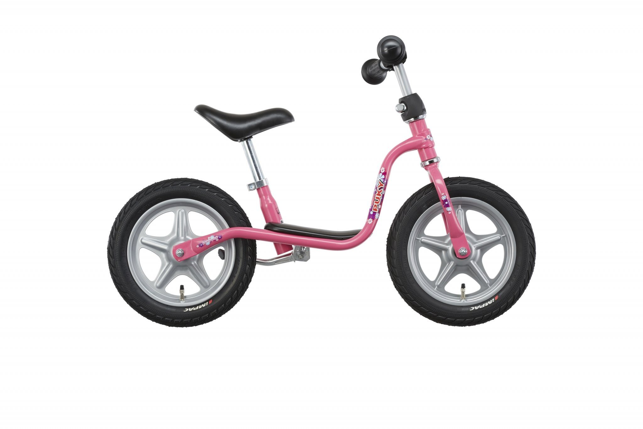 Puky Kinderfahrzeug »LR 1L Laufrad lovely pink«