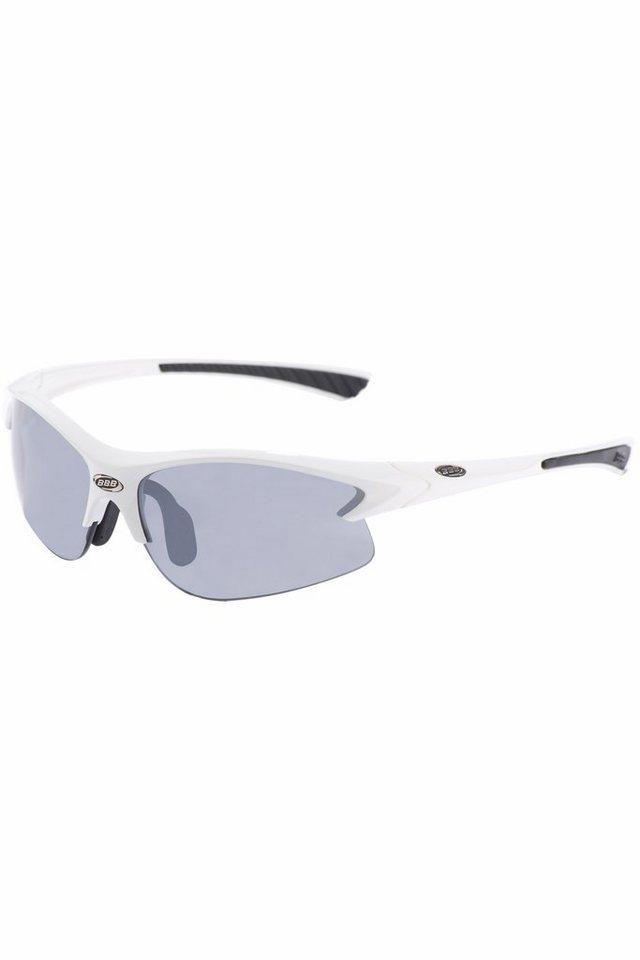BBB Radsportbrille »Impulse BSG-38 Sonnenbrille Small« in weiß