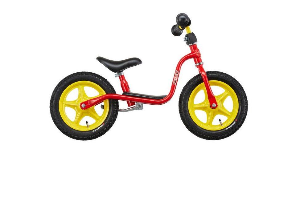 Puky Kinderfahrzeug »LR 1L Laufrad rot« in rot