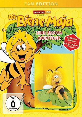 DVD »Die Biene Maja - Ihre besten Abenteuer (Fan...«