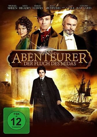 DVD »Der Abenteurer - Der Fluch des Midas«
