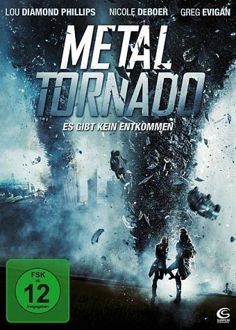 DVD »Metal Tornado«