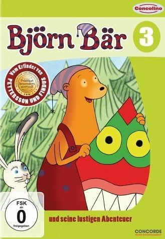 DVD »Björn Bär und seine lustigen Abenteuer 3«