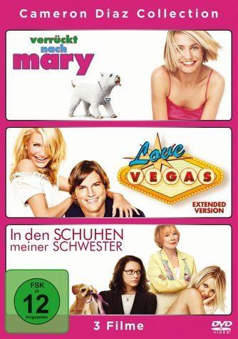 DVD »Verrückt nach Mary / In den Schuhen meiner...«