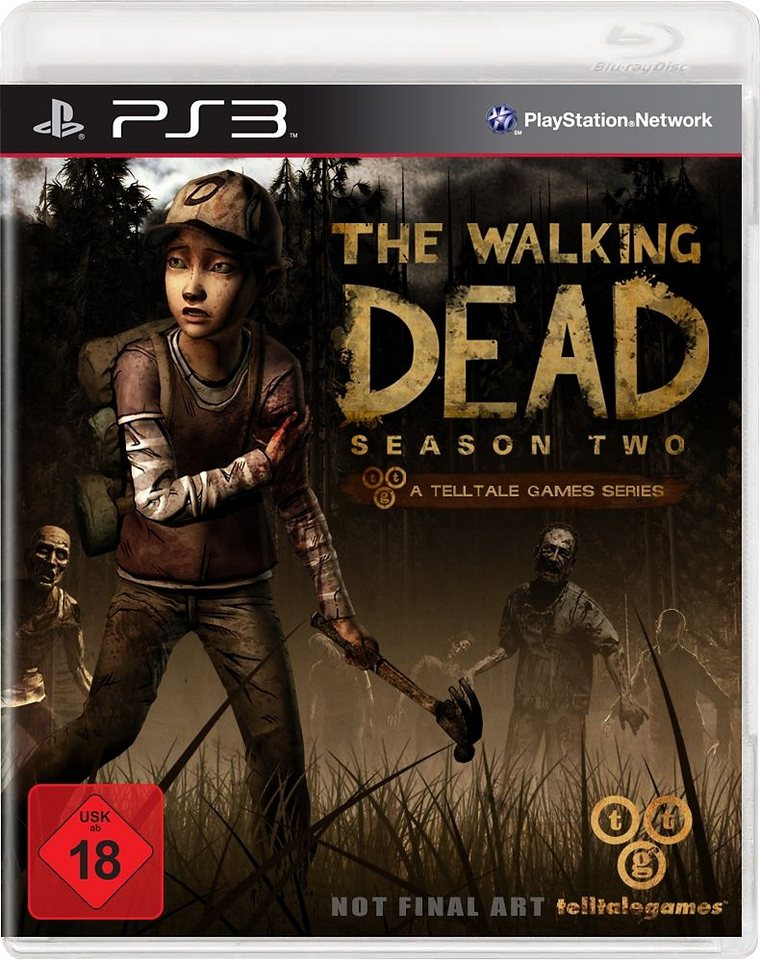the walking dead season 2 playstation 3 kaufen otto. Black Bedroom Furniture Sets. Home Design Ideas