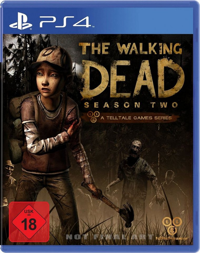 the walking dead season 2 playstation 4 kaufen otto. Black Bedroom Furniture Sets. Home Design Ideas