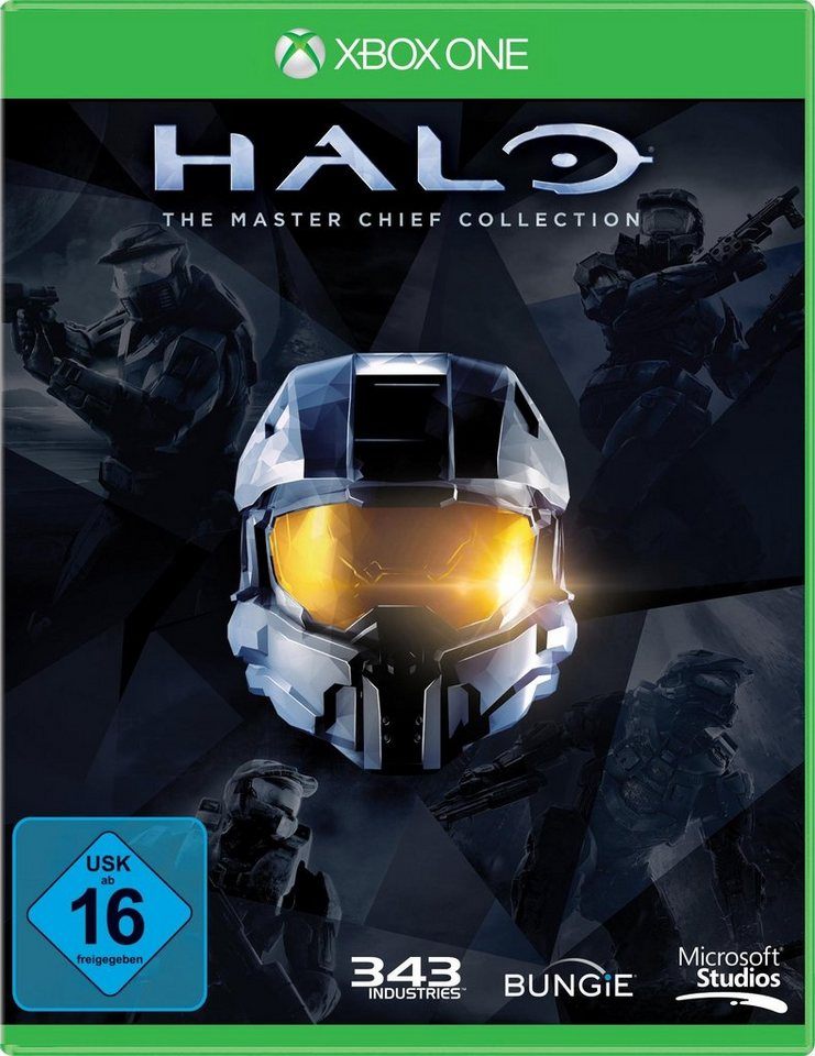 halo the master chief collection xbox one kaufen otto. Black Bedroom Furniture Sets. Home Design Ideas