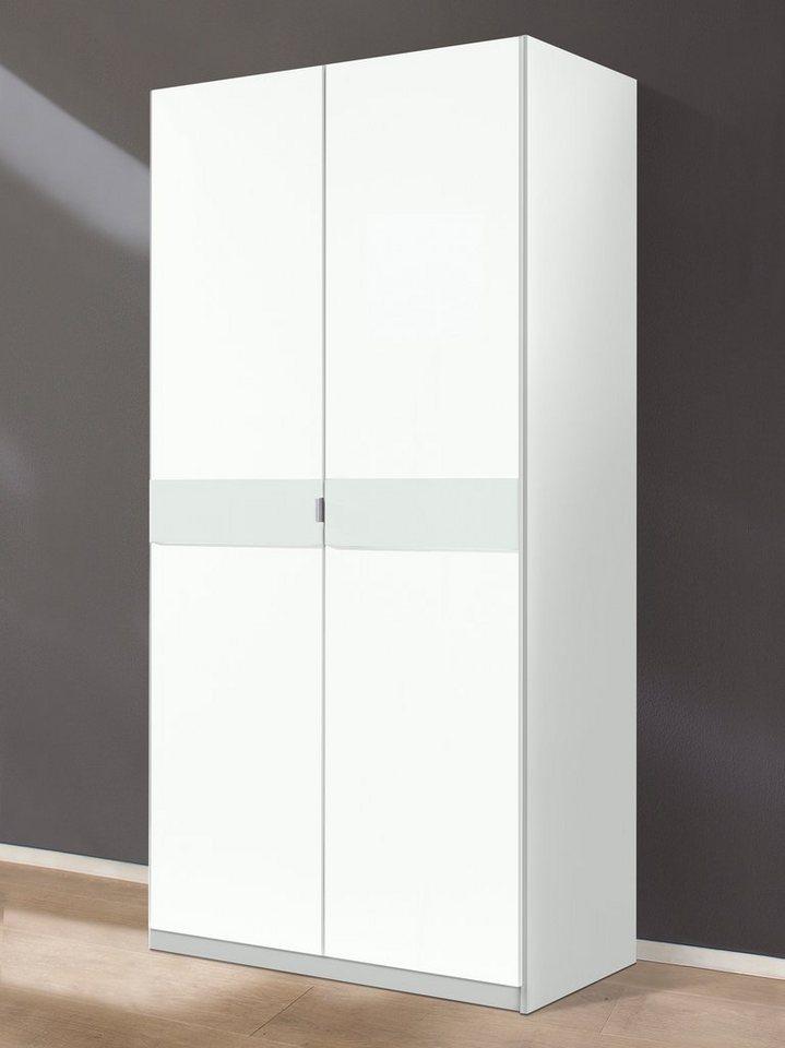 otto kleiderschrank madrid kleiderschrank in 2 h hen 173 oder 193 cm. Black Bedroom Furniture Sets. Home Design Ideas