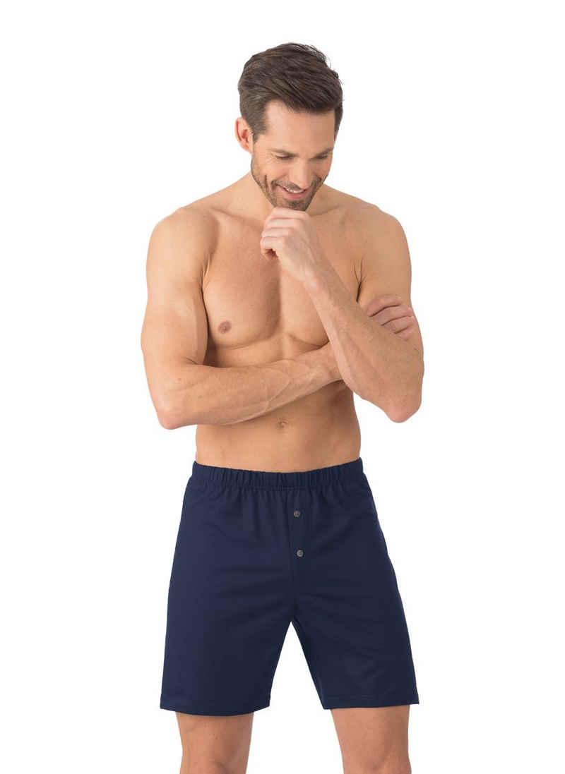 Trigema Boxershorts aus 100% Biobaumwolle