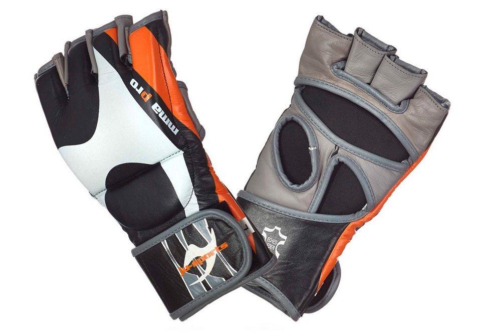 MMA-Handschuh, »MMA pro«, Ju-Sports in schwarz-weiß