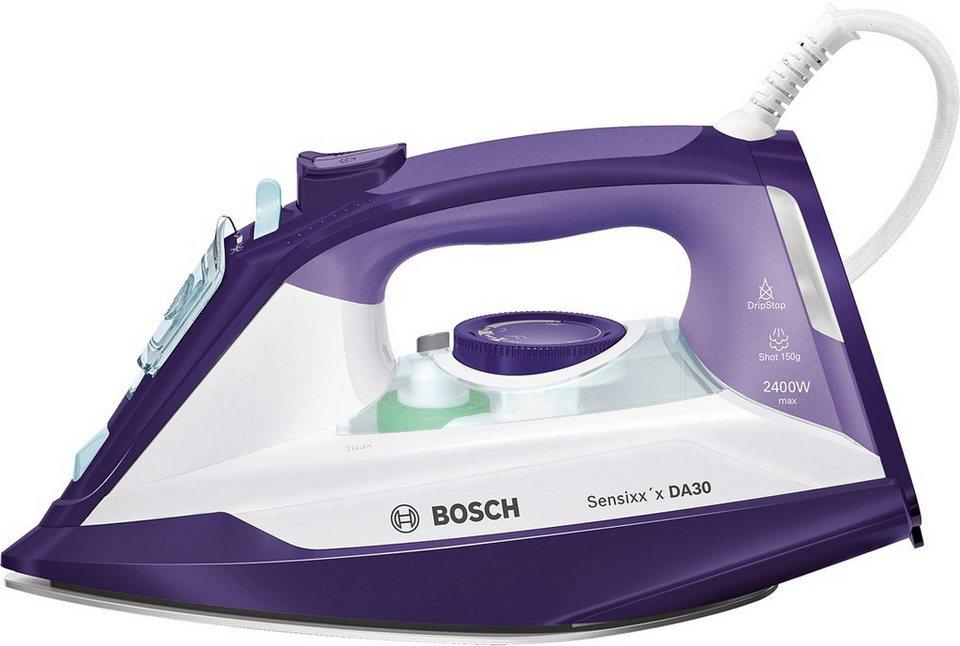 Bosch Bügeleisen Sensixx'x DA30 TDA3024030, 2400 Watt