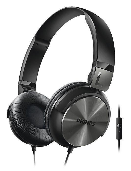 Philips Headset »SHL3165/00« in schwarz