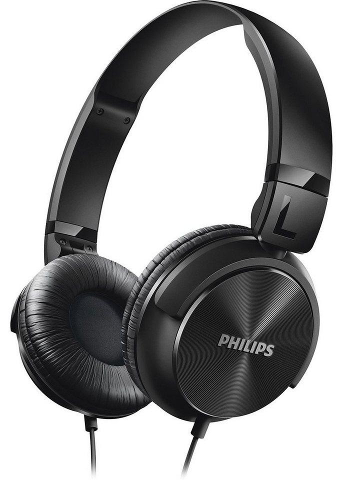 Philips OnEar Kopfhörer »SHL3060/00« in schwarz