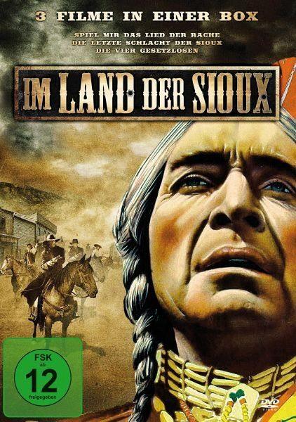 DVD »Im Land der Sioux«
