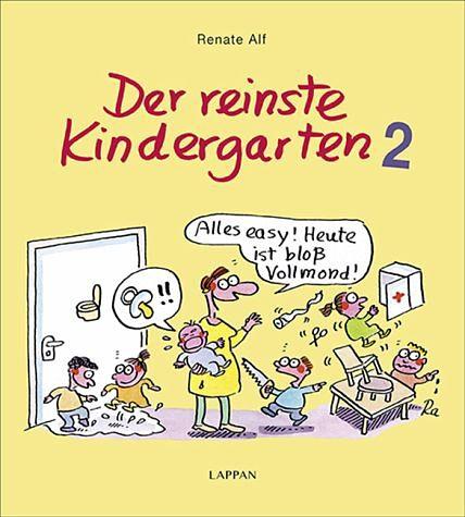 Gebundenes Buch »Der reinste Kindergarten 2«
