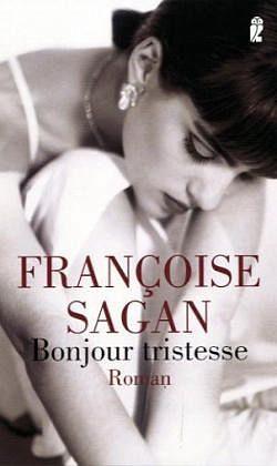 Broschiertes Buch »Bonjour tristesse«