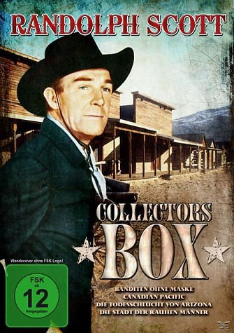 DVD »Randolph Scott Collectors Box DVD-Box«