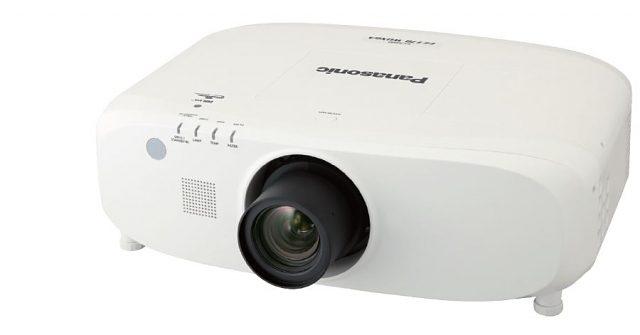 Panasonic Beamer »PT-EX510LE (ohne Objektiv)«