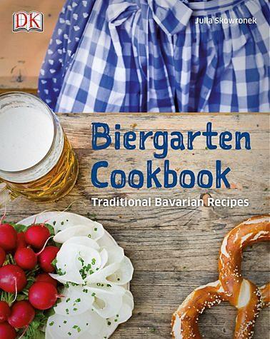 Gebundenes Buch »Biergarten Cookbook«