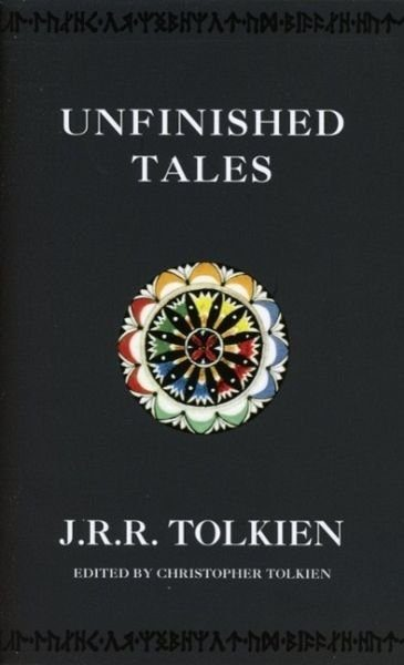 Broschiertes Buch »Unfinished Tales of Numenor and Middle-earth«