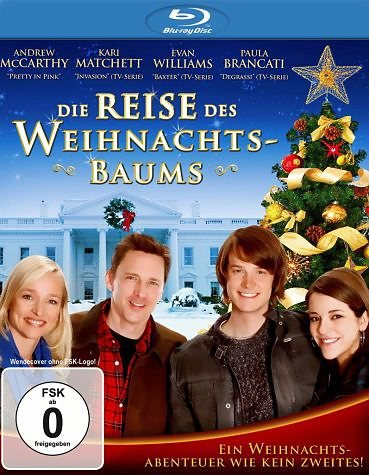 Blu-ray »Die Reise des Weihnachtsbaums«