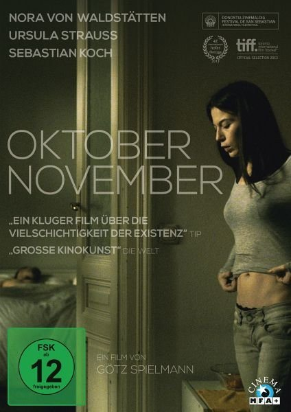 DVD »Oktober November«