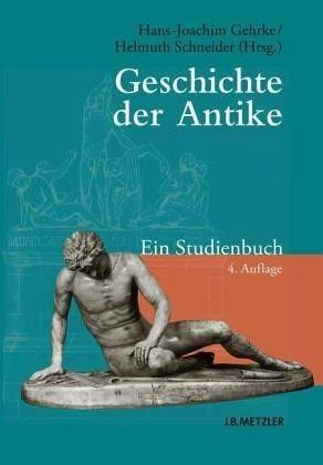 Gebundenes Buch »Geschichte der Antike«