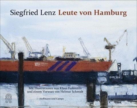Gebundenes Buch »Leute von Hamburg«