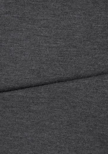 LASCANA Hochwertiges Nachthemd im Layerdesign
