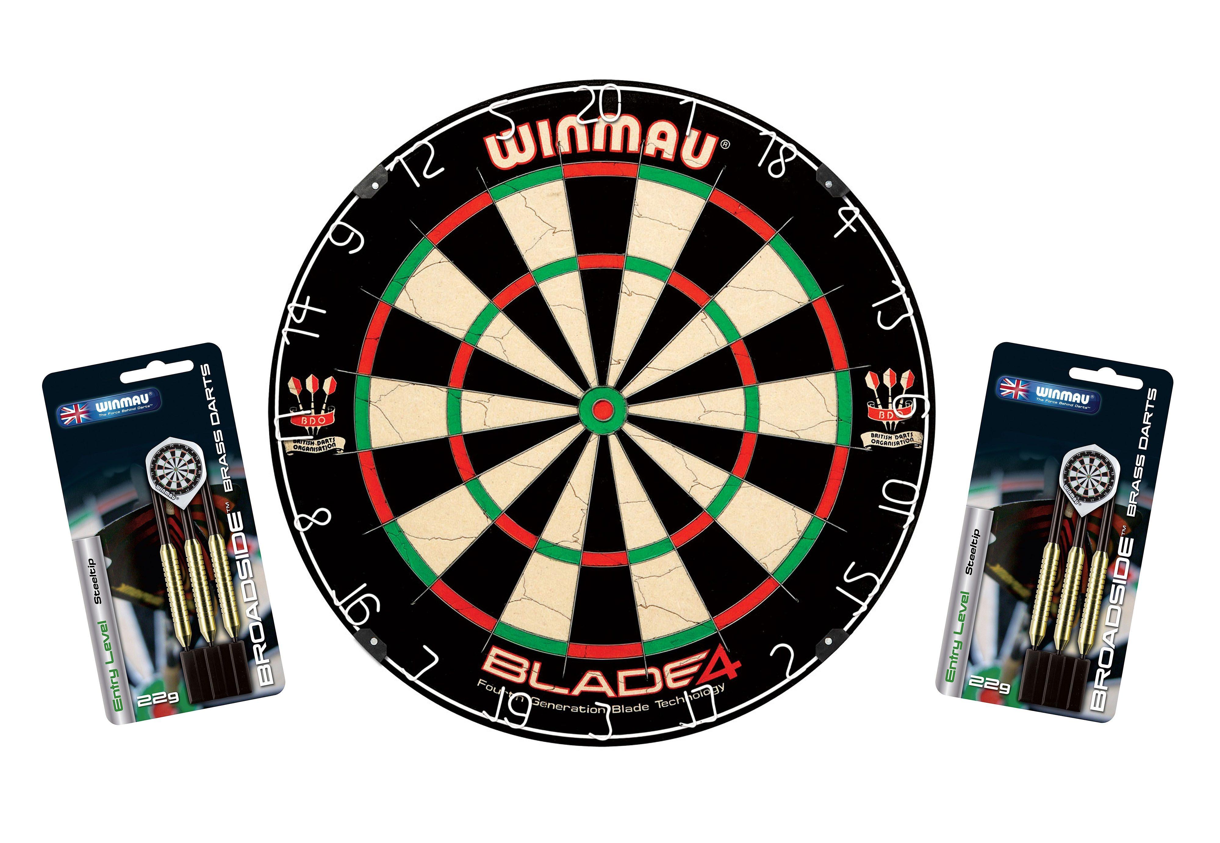Dartboard, »Blade IV«, Winmau