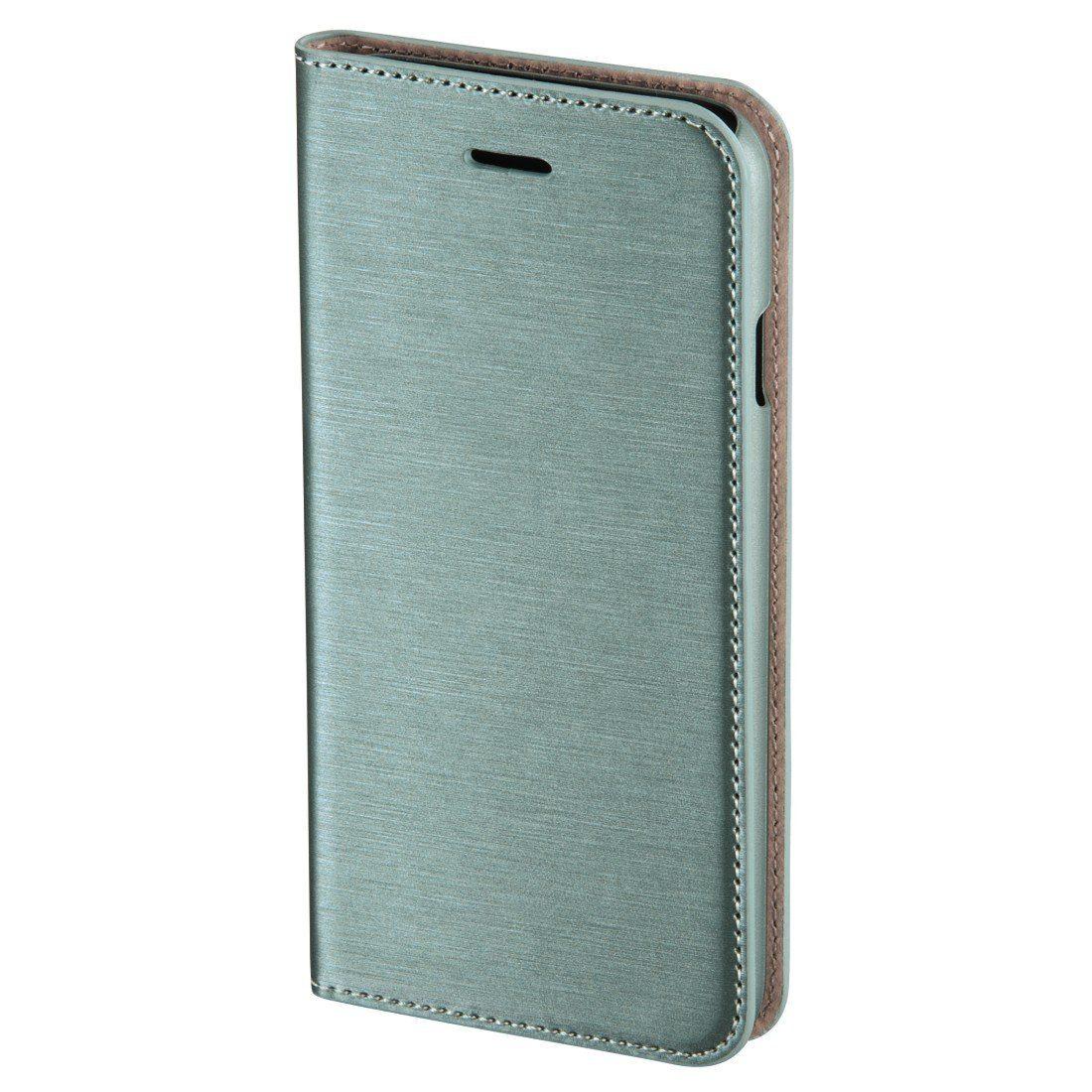 Hama Booklet Slim für Apple iPhone 6 Plus, Khaki