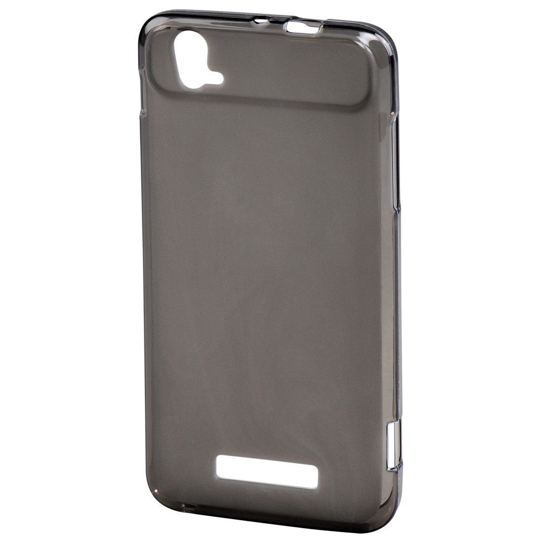 Hama Handy-Cover Crystal für ZTE Grand S Flex, Grau