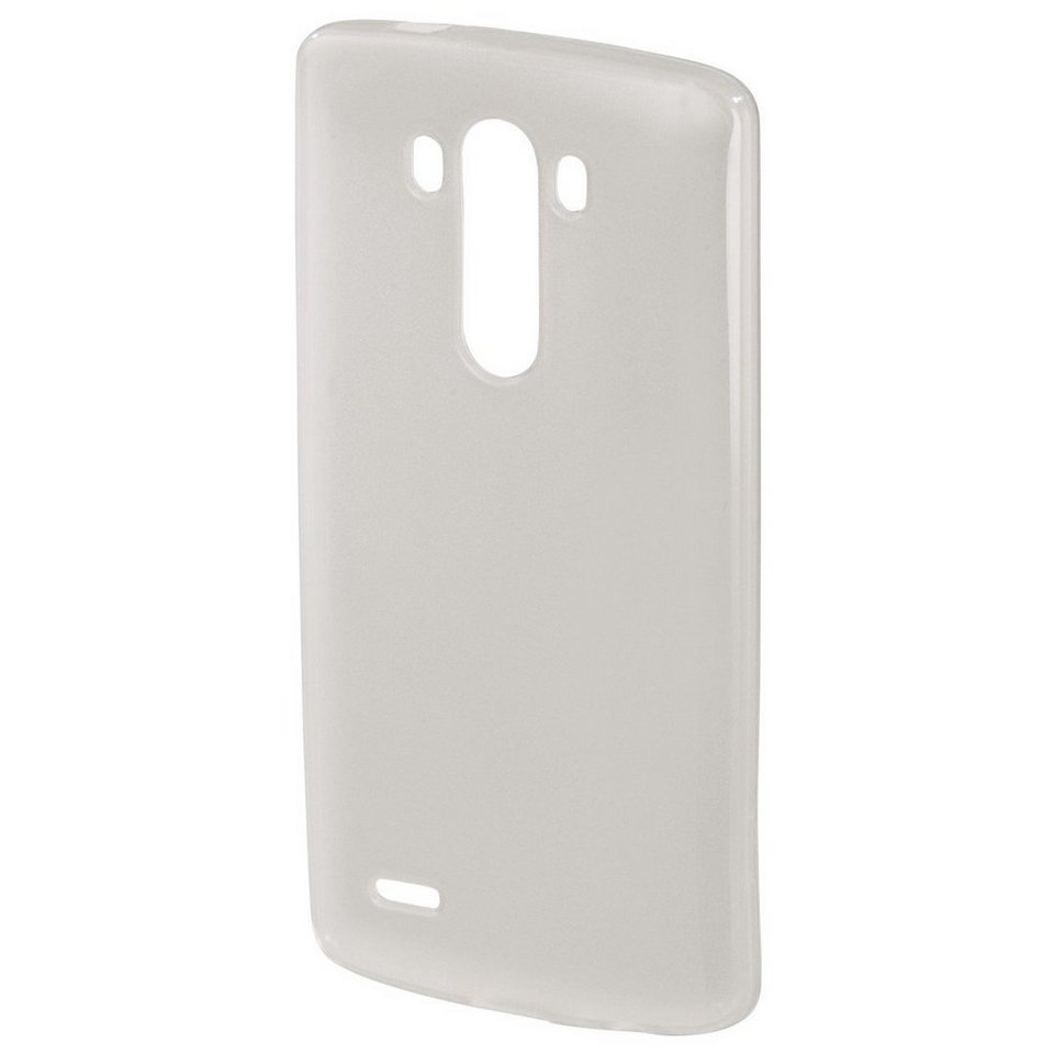 Hama Cover Crystal für LG G3, Transparent in Transparent