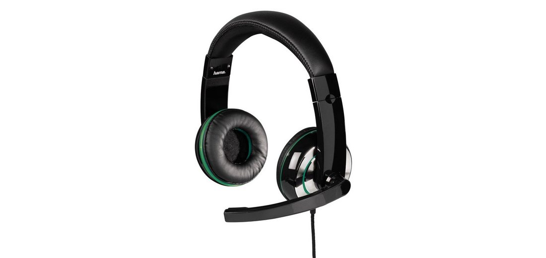 Hama Headset für Xbox One und Xbox One S, Kopfhörer Insomnia Ice »Overhead 3,5mm Klinke Over-Ear«